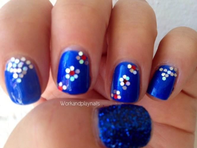 New Year 39 S Nail Art Designs