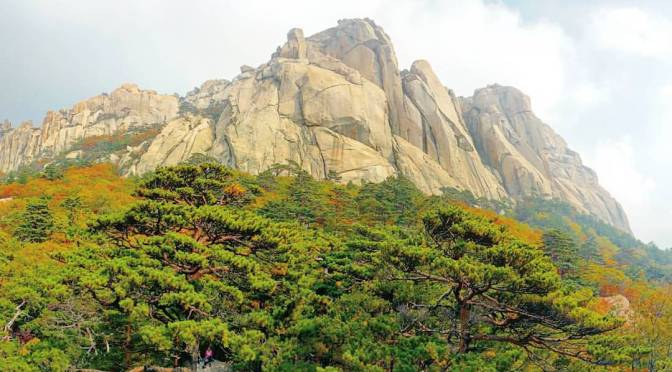 South Korea – Hiker's Haven (Seoraksan)