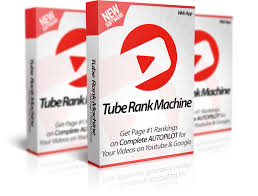 Tube Rank Machine Review – Rank Videos Faster & Get Free Traffic from Youtube