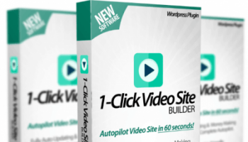 WP 1-Click Video Site Builder Review – Create Video Sites in 60 seconds