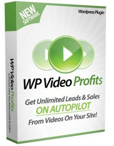 WP Video Profits Review – Easily Add Call to Action INSIDE Your Videos