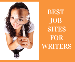 Best Job Sites for Writers