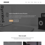 DesignBiz WordPress Theme