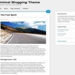 Obox Themes Minimal WordPress Theme
