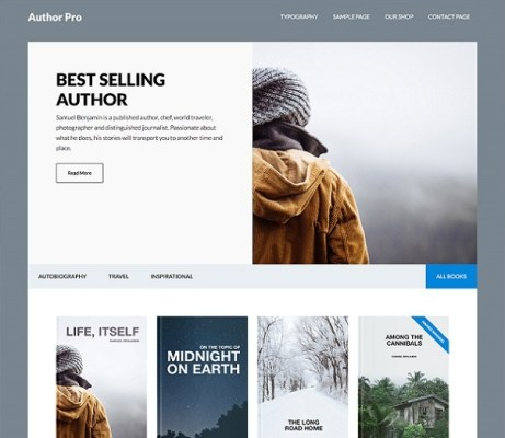 StudioPress Author Pro WordPress Theme