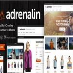 Themeforest Adrenalin Multi-Purpose WooCommerce Theme