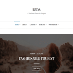 leda wordpress theme
