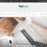 postboard wordpress theme