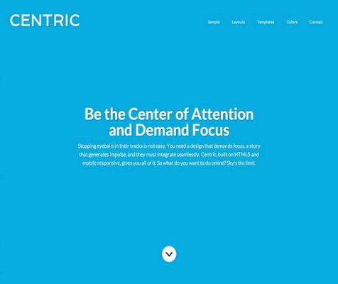 studiopress centric wordpress theme