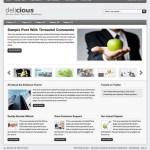 studiopress delicious wordpress theme