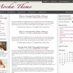 studiopress mocha wordpress theme