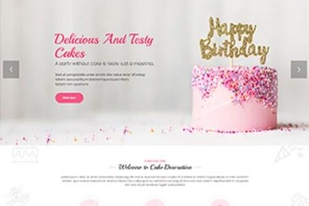 Premium Moto Theme Cake Decoration