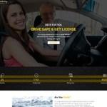 Premium Moto Theme Driving School