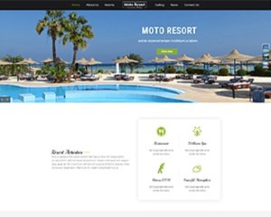 Premium Moto Theme Resort 1