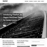 ThemeZilla Viewport WordPress Theme