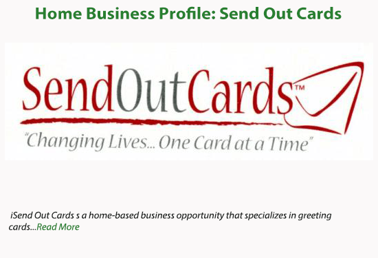Work At Home Faqhome Business Profile Send Out Cards