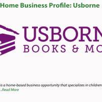 Home Business Profile: Usborne Books