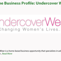 Home Business Profile: Undercover Wear