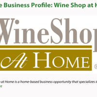 Home Business Profile: Wine Shop at Home