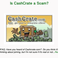 Is CashCrate a Scam?