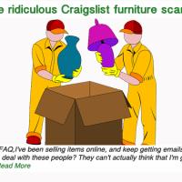 The ridiculous Craigslist furniture scam
