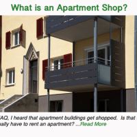 What is an Apartment Shop?