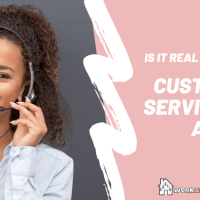 Real or Scam: Customer Service Job Ad