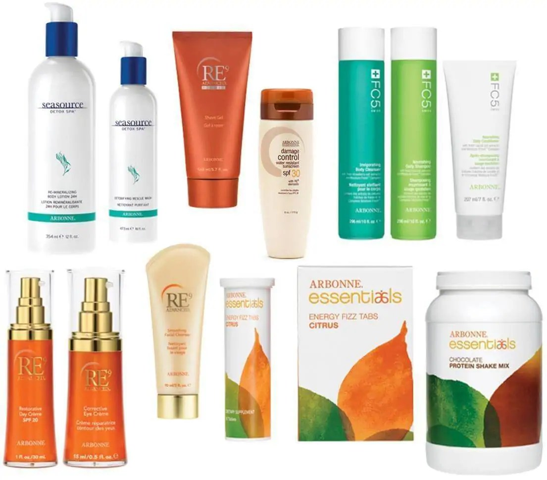 What Is Arbonne Skin Care Products With Mlm Wrinkles