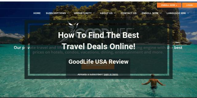 GoodLife USA Review
