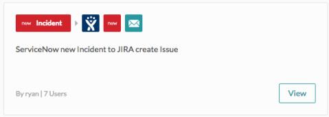 ServiceNow Jira integration