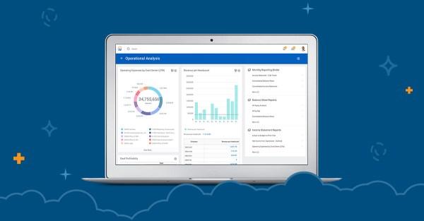 2019 Gartner Magic Quadrant for Cloud Core Financial ...