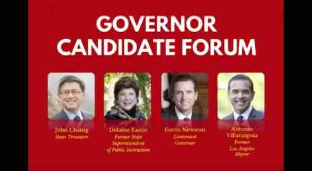 NUHW Governor Candidate Forum Oct. 22, 2017 (English)