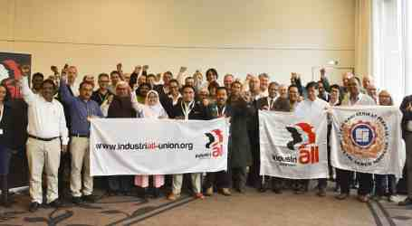 Cement workers launch global union network at HeidelbergCement