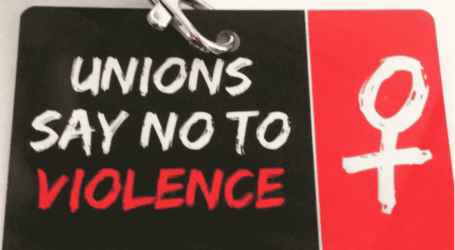 IndustriALL's Women's Committee calls on unions to take pledge to combat violence against women in the workplace