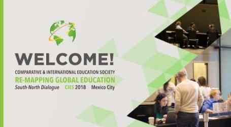 Open access to education resources highlighted at CIES conference