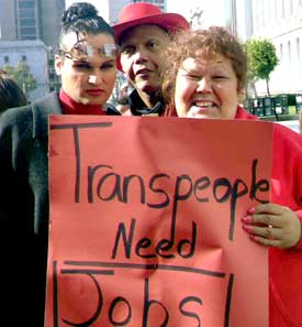 Transexual Lesbians