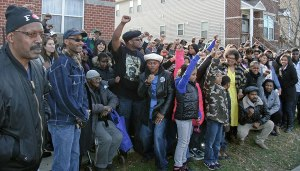 Community gathers to remember Chairman Fred Hampton Sr.WW photo: Eric Struch