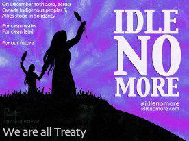 Idle No More
