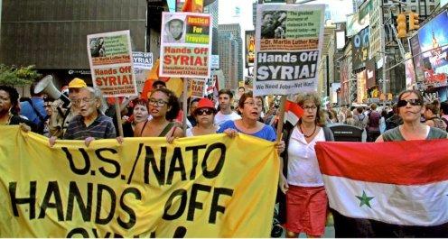New York Times Square WW photo: Brenda Ryan