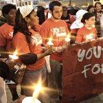 Vigil in Philadelphia.WW photo: Scott Williams