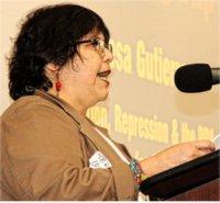 Teresa Gutierrez.
