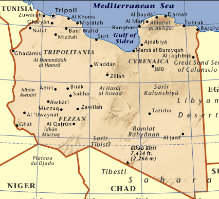Anti nato forces retake areas in southern libya workers world publicscrutiny
