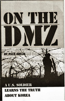 Book Cover: On the DMZ