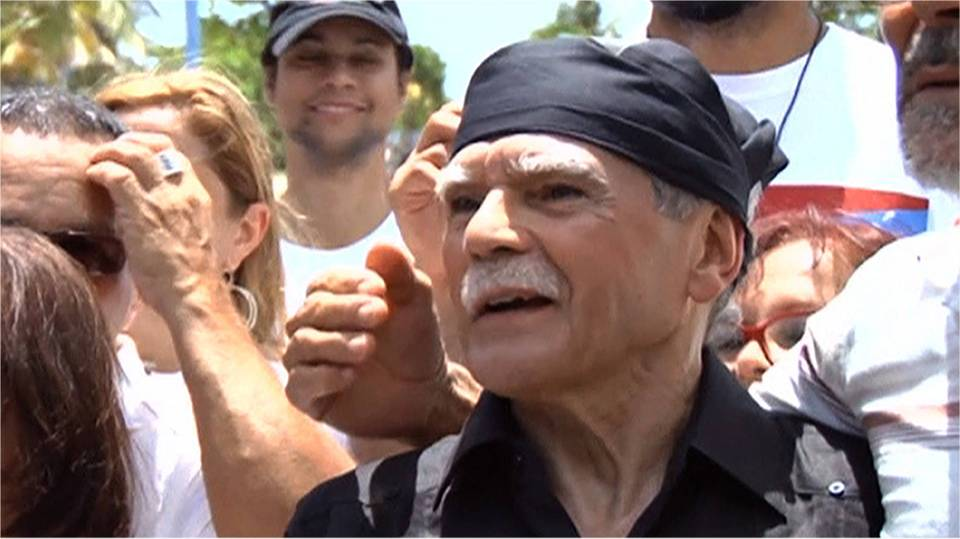 Oscar López boosts struggle for Puerto Rican independence