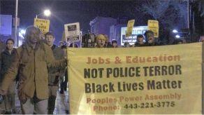 Baltimore. Photo: Sharon Black