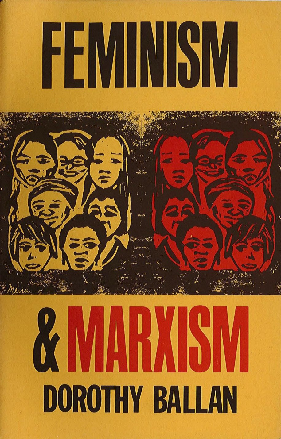 Book Cover: Feminism & Marxism