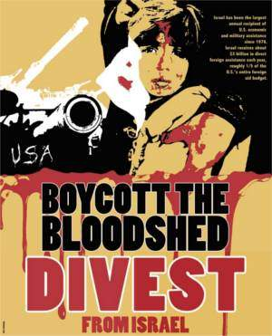 divestfromisrael