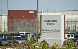 CCA-run Idaho Correctional Center, located in Boise, Idaho.