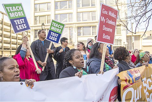 Photo: Milwaukee Teachers Education Association
