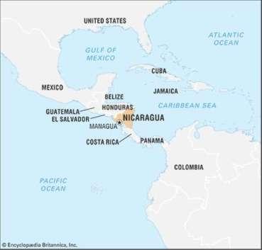 Bildergebnis für Nicaragua